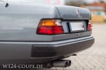 Mercedes-Benz W124 C124 Coupe 300 CE 013