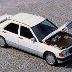 Historia del Mercedes-Benz W124 (Parte 3)