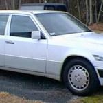 Características técnicas: Mercedes-Benz – 300D