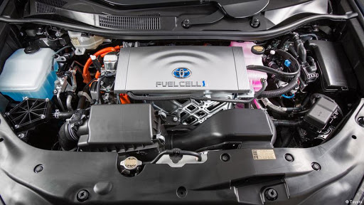 Energy Builds for Hydrogen Fuel in Japan
