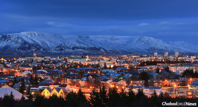 """""""Reykjavík is small, but it feels grand,"""" says Mushky Feldman, who recently moved to the city. """"It's a capital city, and it's very alive."""""""