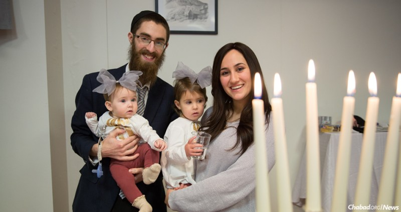 Rabbi Avi Feldman will become the first permanent rabbi in Iceland's history when he and his wife, Mushky, move to Reykjavík with their two young daughters, Chana and Batsheva.