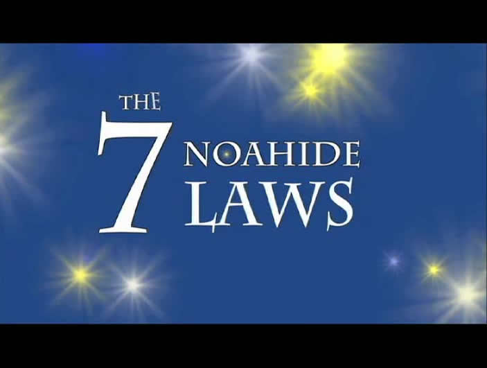 The Seven Noahide Laws  In ASL American Sign Language