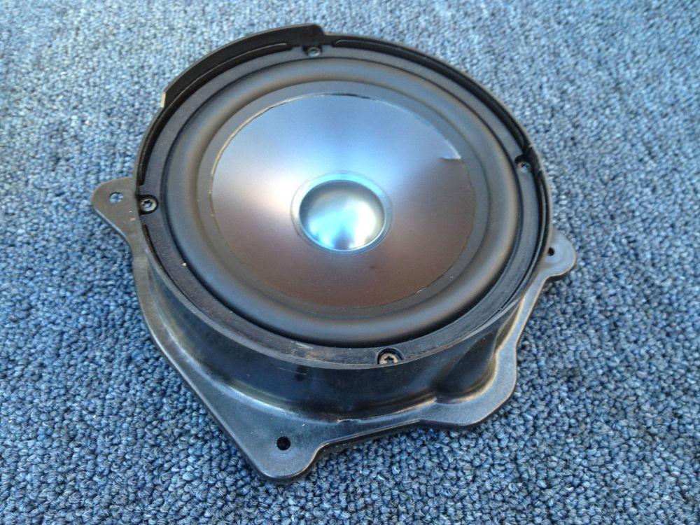 medium resolution of a typical harman kardon alumaprene speaker