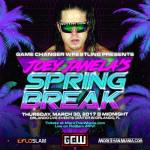 Running Wild Podcast:  Joey Janela's Spring Break, EVOLVE 80-81, ROH Supercard of Honor XI, WWN Mercury Rising
