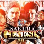 New Japan Pro-Wrestling:  NJPW Sakura Genesis 2017 Preview