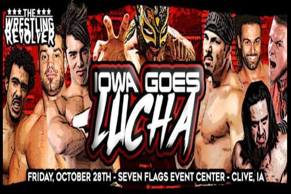 Iowa Goes Lucha