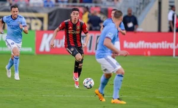 MLS Week 13