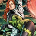 Source Material:  Poison Ivy Comics: Cycle of Life and Death (2016)