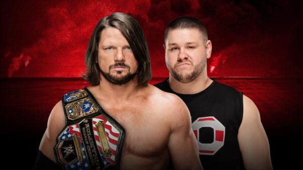 WWE Battleground 2017 Predictions