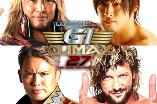 G1 Climax 27 Results