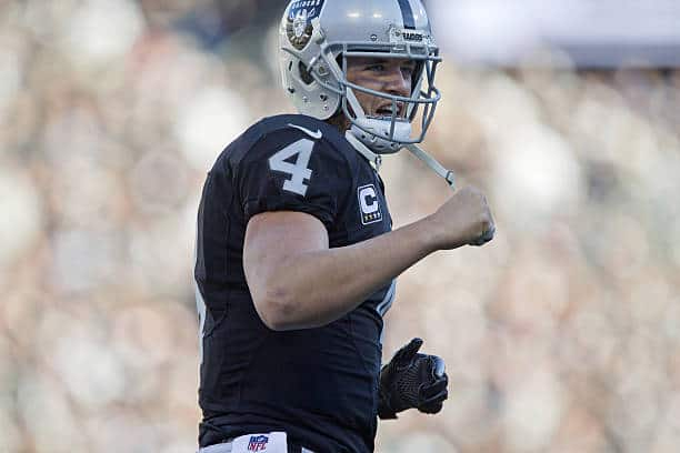 Derek Carr Extension