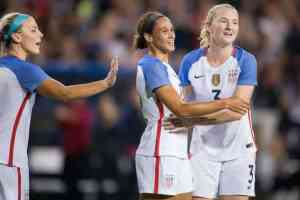 USWNT Roster Announced