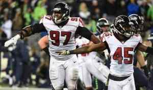 Atlanta Falcons Edge