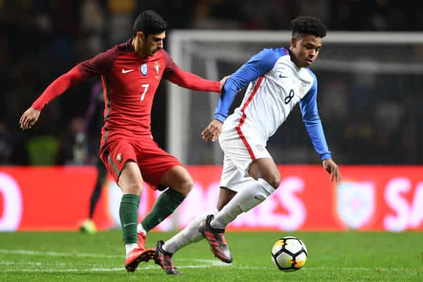 USMNT Draw Portugal