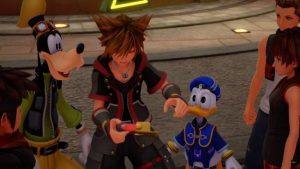 Kingdom Hearts 3 Minigames