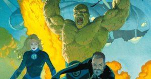 Fantastic Four #1 2018