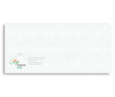 Envelope Design for Event Organisers services Offset or