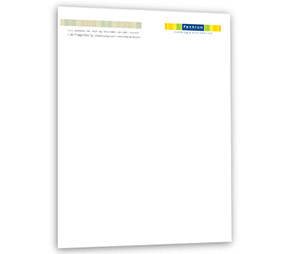 Letterhead design edit online digital printing & offset