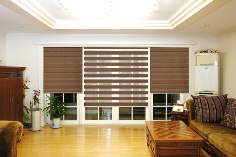 Blind Magic Combi Roll Screen by Xera