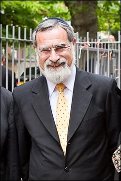 Chief Rabbi Lord Jonathan Sacks