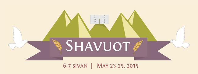Jewish Holidays: Shavuot
