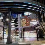 池袋西口公園 夜景2019/11//11