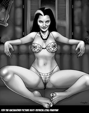 Lily Munster Naked : munster, naked, Munster, Collection, Luscious, Hentai, Manga