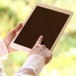 てれてれ式部Vol.4:「iPadと友だちになれるかな? その4」