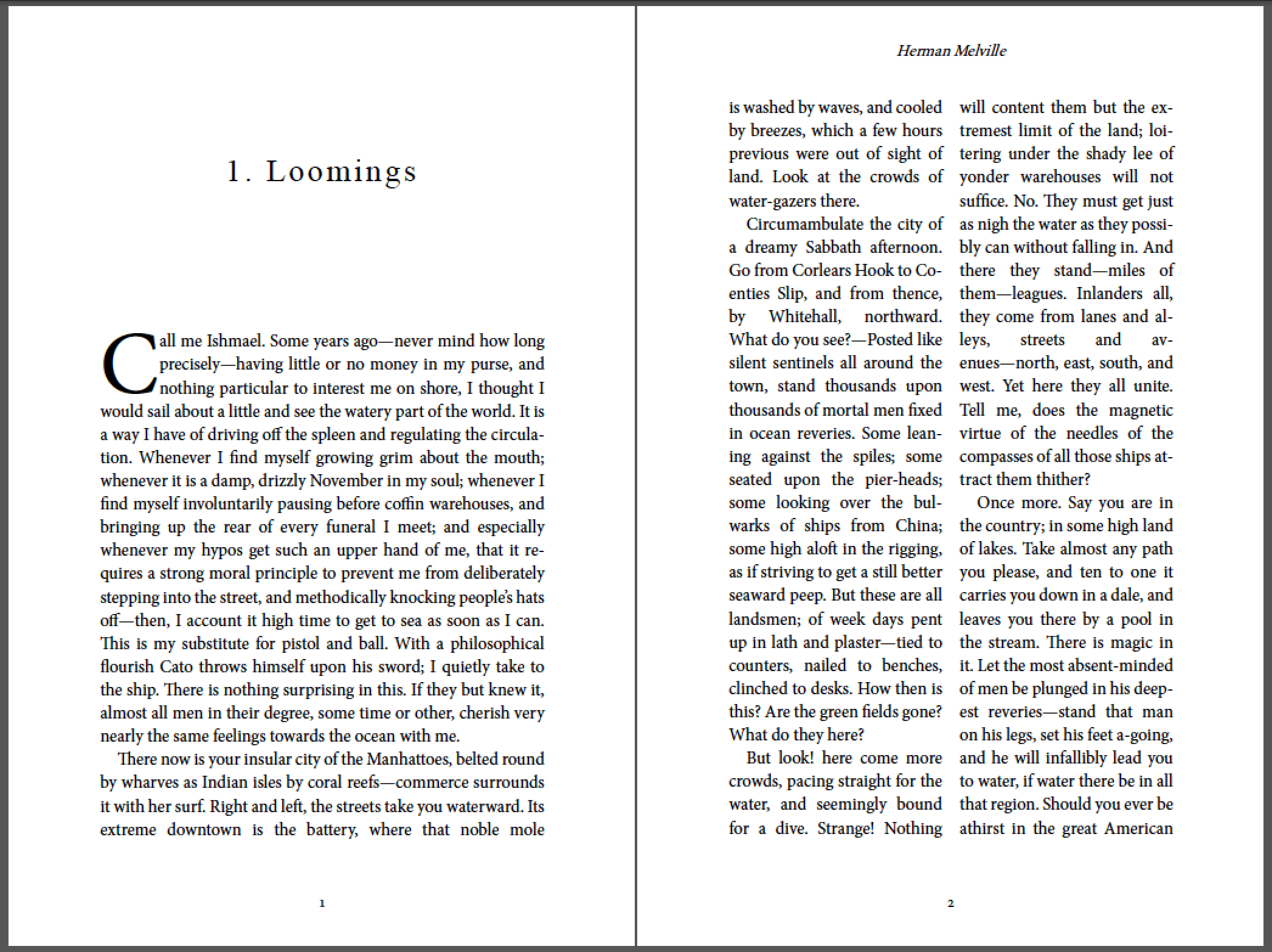Requirements For Latin Text Layout And Pagination