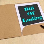 Bill Of Lading (B/L)