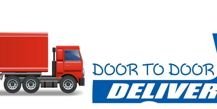 cargo door to door