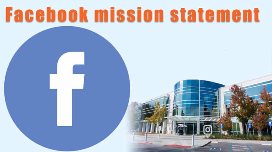 Mission Statement of Facebook