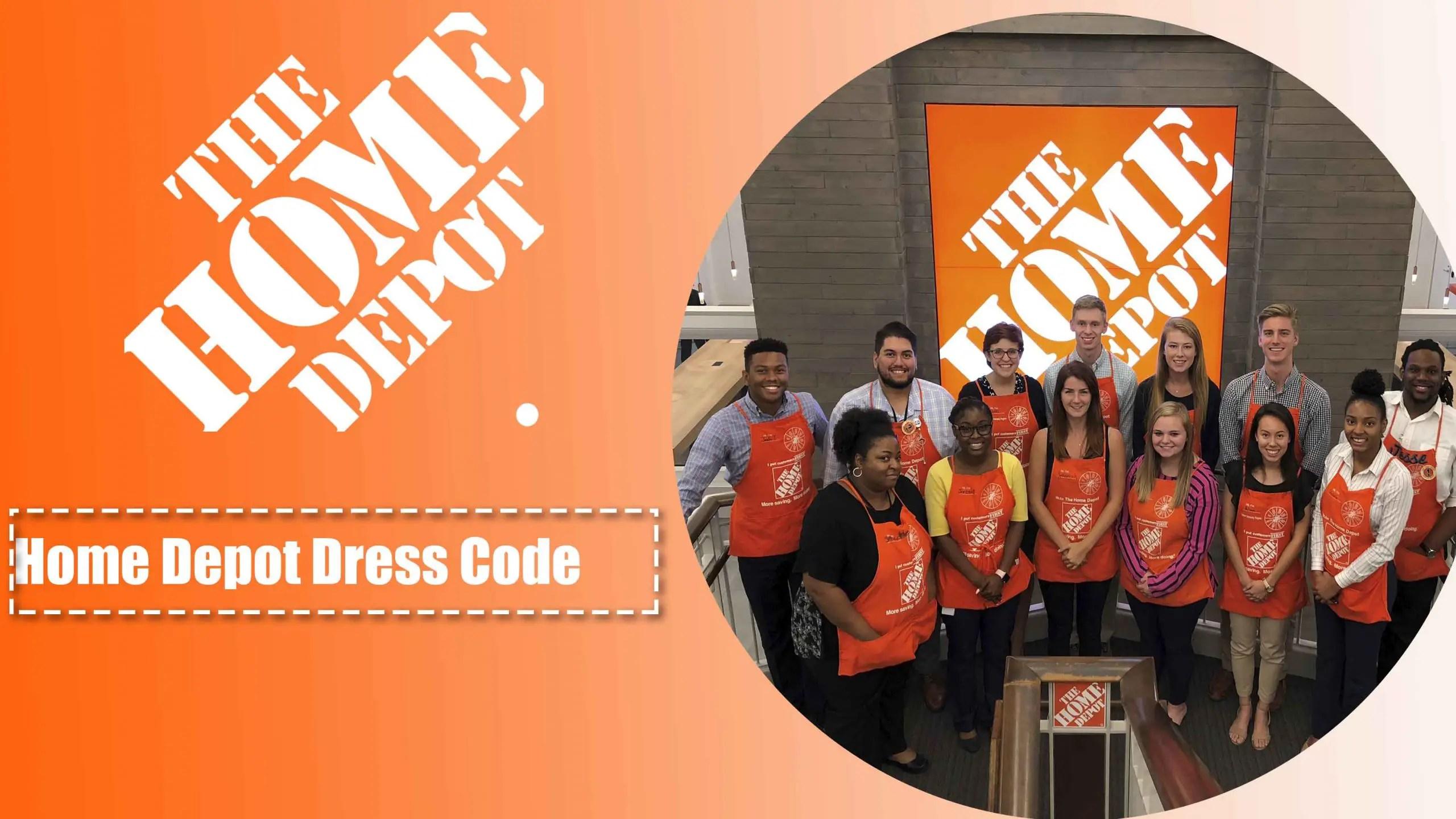 Home Depot Dress Code