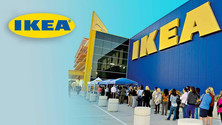 When Does IKEA Restock? Furniture at IKEA Store.