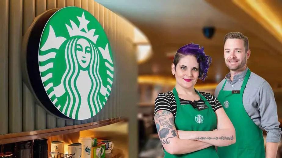 Starbucks Dress Code 2021