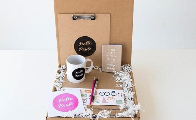 50 Most Unique Engagement Gifts For Her Emmaline Bride