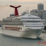 Carnival Cruise Ship Destiny Miami