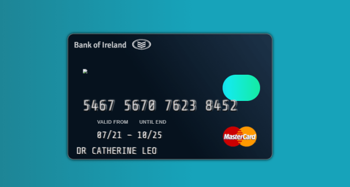 How to create a Credit Card Mockup