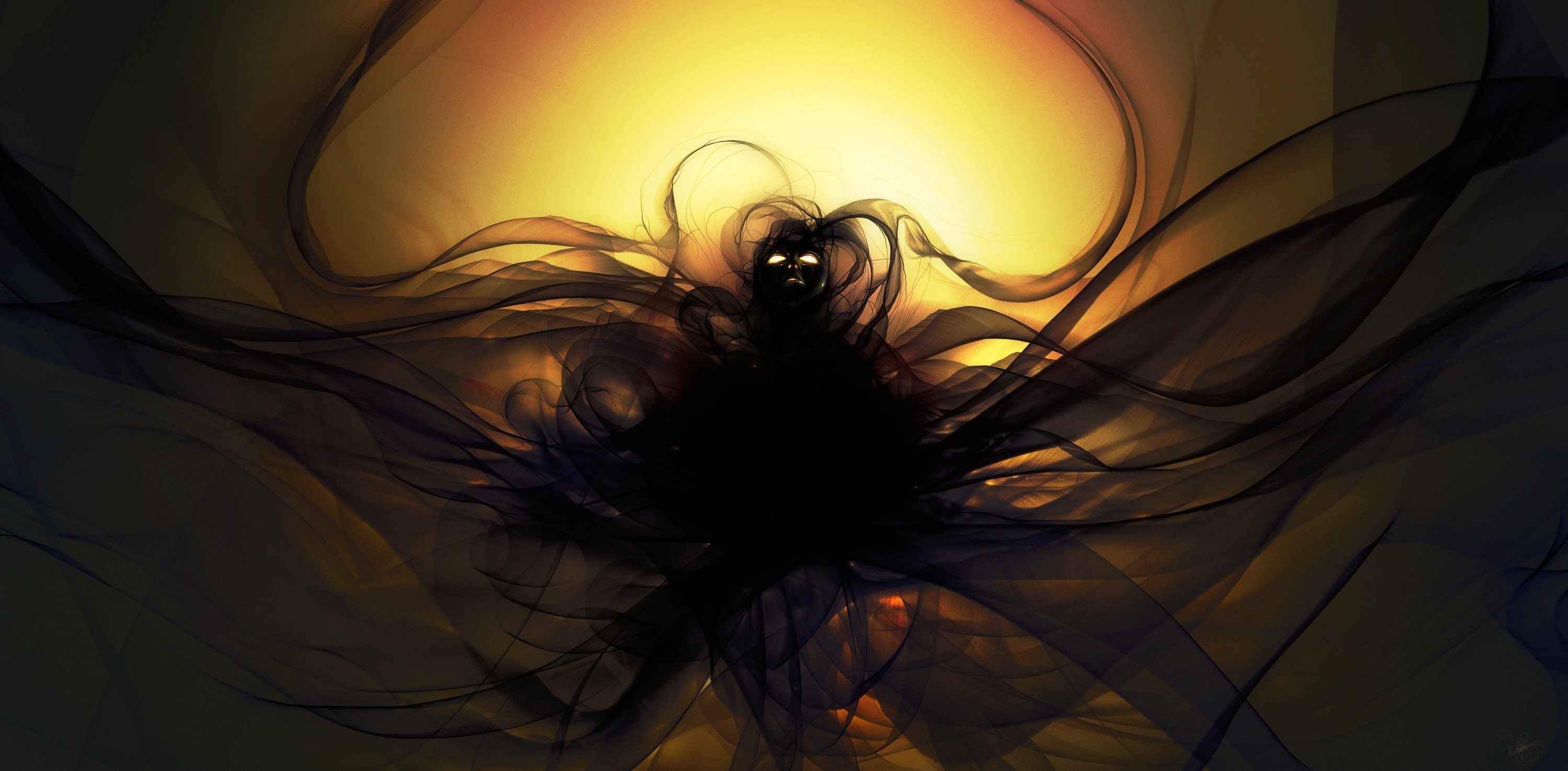 Image result for shadow people artwork