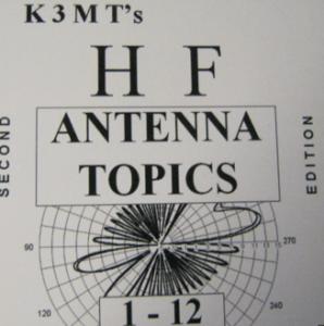 HF Antenna topics