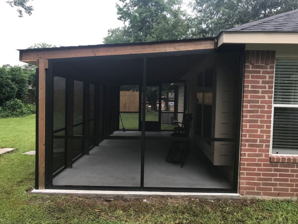 screened porches patio screen
