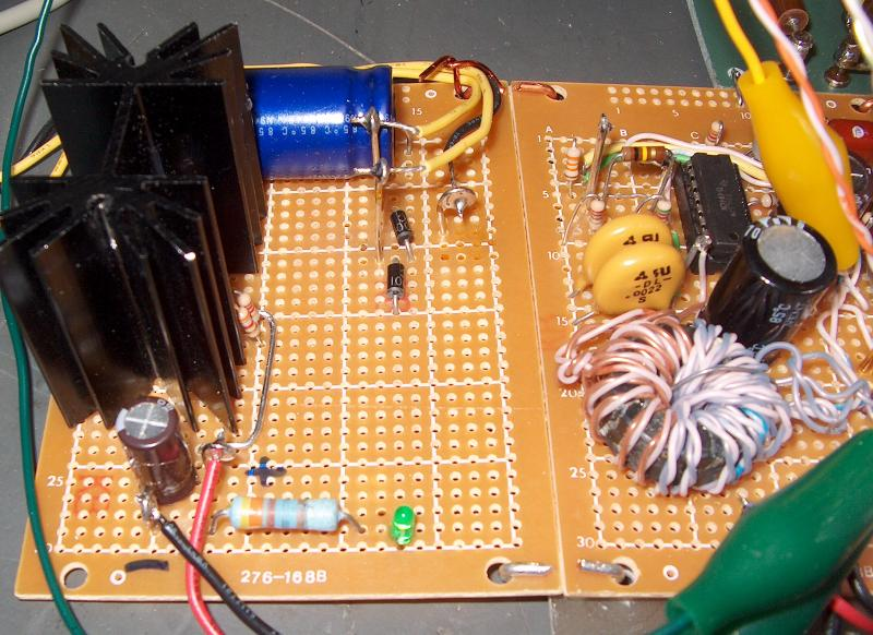 Fixed Resistor Circuit