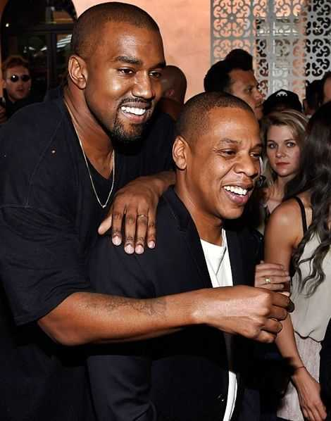 Jay-Z Is My 'Favourite Candidate' For Vice-President - Says Kanye West 1