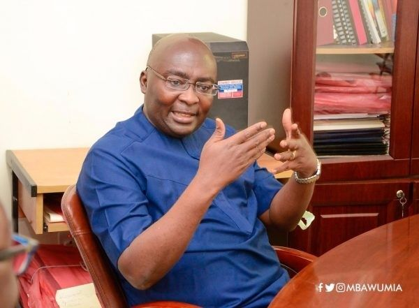 Akufo Addo Gov't Will Not Legalise 'Risky' Okada – Bawumia 1