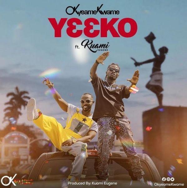I Shot 'Yeeko' Video Which Features Kuami Eugene With A Phone – Okyeame Kwame