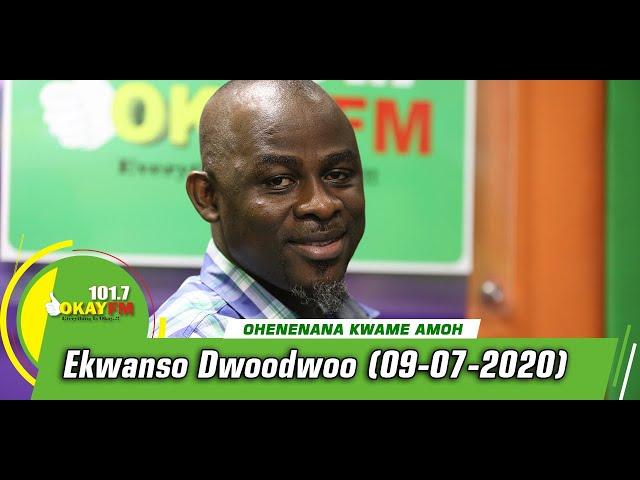 Video: EKWANSO DWOODWOO WITH KWAME AMOH ON OKAY FM 101.7 (07/02 ...