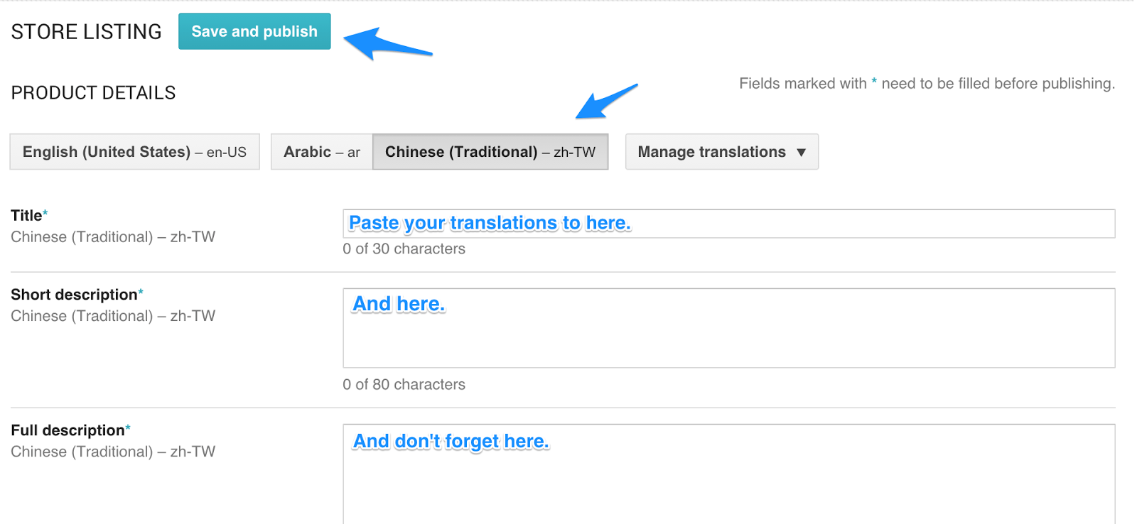 How to Translate App Store Description (Complete Guide)