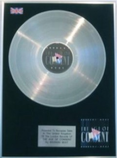 Bronski Beat Fake Award