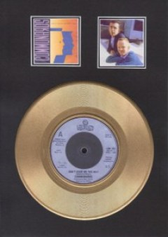 The Communards - Dont Gold Fake Disc